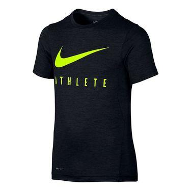 Nike Boys Training Crew - Black