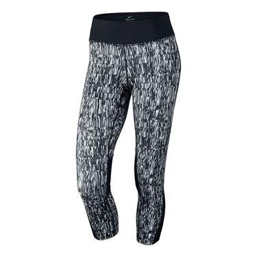 Nike Power Running Crop - Black