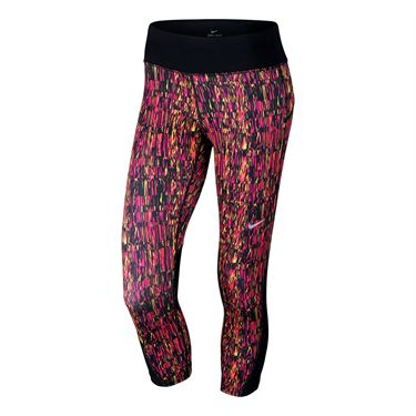 Nike Power Running Crop - Hyper Pink