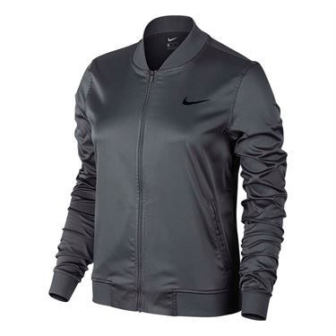 Nike Maria Jacket - Dark Grey/Black