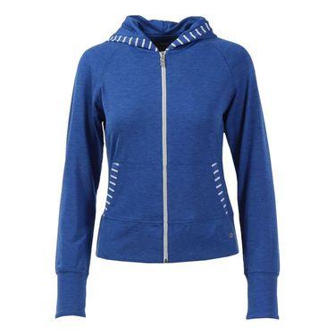 Bolle Francesca Hooded Jacket - Royal Heather Blue