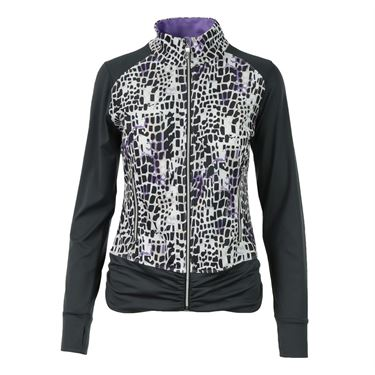 Bolle Gianna Printed Jacket - Graphite