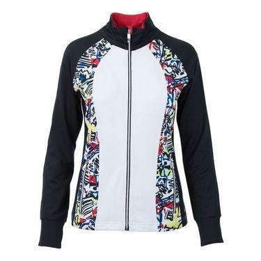 Bolle Graffiti Jacket - White
