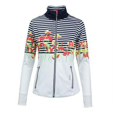 Bolle Tulip Fields Jacket - White
