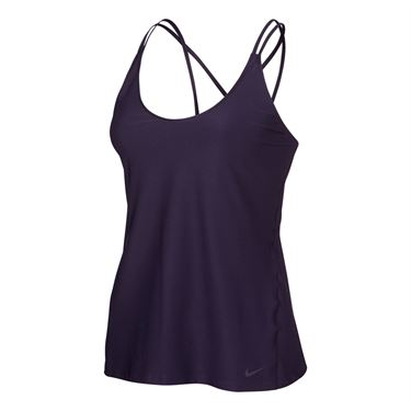 Nike Training Tank - Purple Dynasty