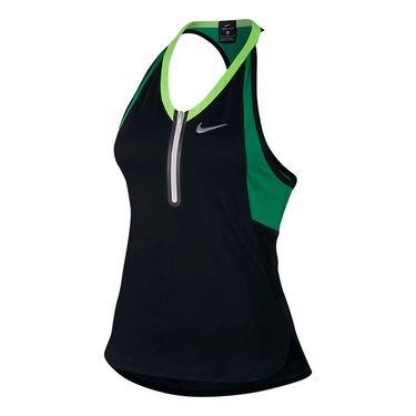 Nike Maria Tank - Black/Ghost Green/Stadium Green
