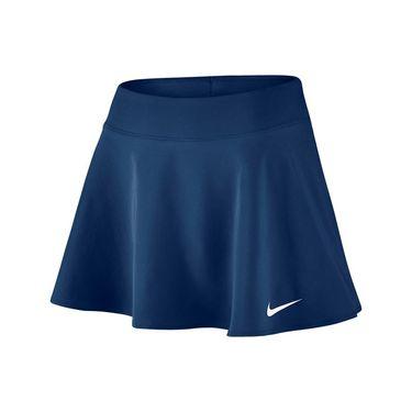 Nike Pure Flex Flounce 12 Inch REGULAR Skirt - Binary Blue