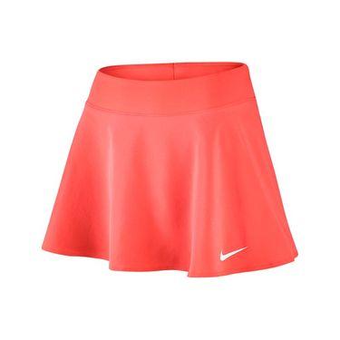Nike Court Flounce 12 Inch Skirt REGULAR - Hyper Orange