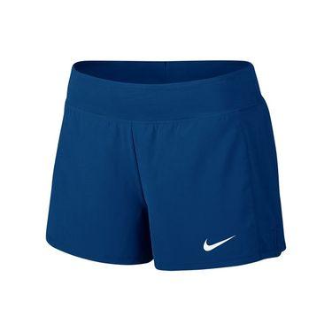 Nike Court Flex Pure Short - Blue Jay