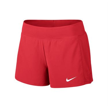 Nike Court Flex Pure Short - Action Red