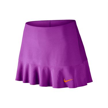 Nike Court Power Maria Skirt 12 Inch REGULAR - Vivid Purple