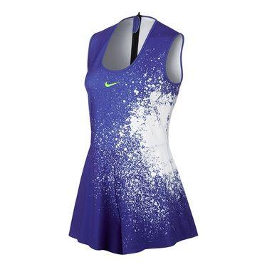 Nike Court Power Dress - White