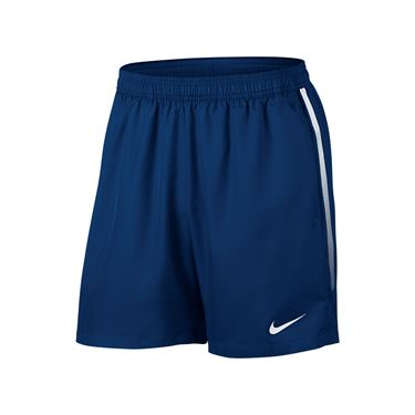 Nike Court Dry 7 Inch Short - Blue Jay