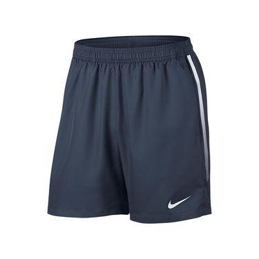 Nike Court Dry 7 Inch Short - Thunder Blue
