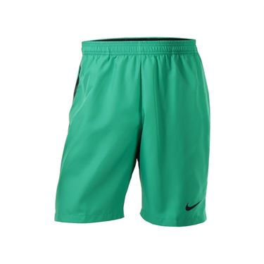 Nike Court Dry 9 Inch Short - Stadium Green