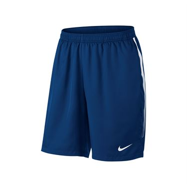 Nike Court Dry 9 Inch Short - Blue Jay