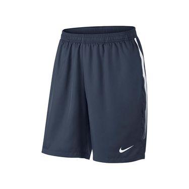 Nike Court Dry 9 Inch Short - Thunder Blue