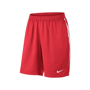 Nike Court Dry 9 Inch Short - Action Red