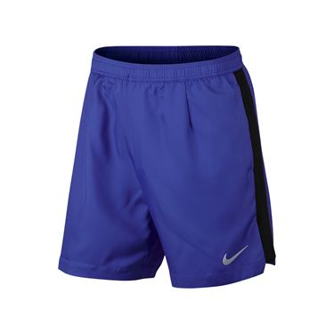 Nike Court Dry Tennis Short - Paramount Blue
