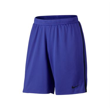 Nike Dry Court 9 Inch Knit Short - Paramount Blue