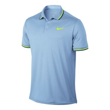 Nike Court Dry Polo - Hydrogen Blue