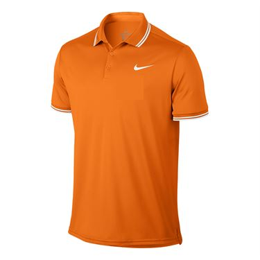 Nike Court Dry Solid Polo - Tart