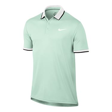 Nike Court Dry Team Polo - Barely Green