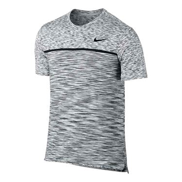 Nike Court Dry Challenger Crew - White