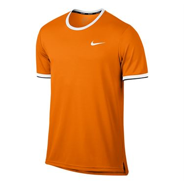 Nike Court Dry Team Crew - Tart