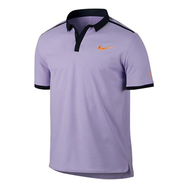 Nike RF Advantage Polo - Hydrangeas