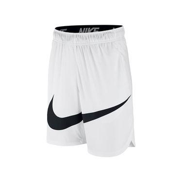 Nike Boys Swoosh Training Short - White