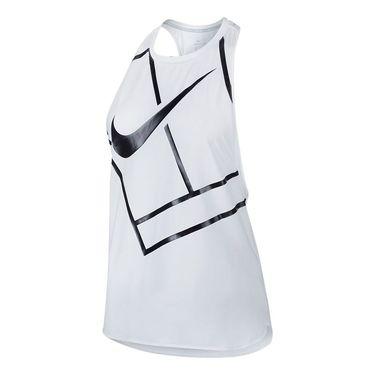 Nike Court Baseline Tank - White