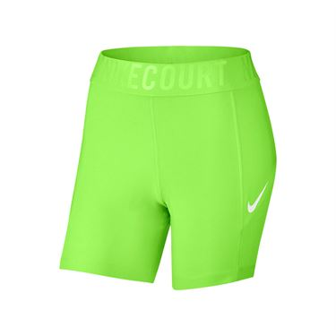 Nike Power 5 Inch Short - Ghost Green