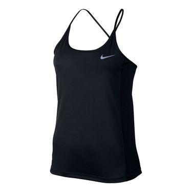 Nike Dry Miler Running Tank - Black