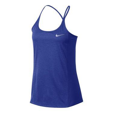 Nike Dry Miler Running Tank - Purple Comet