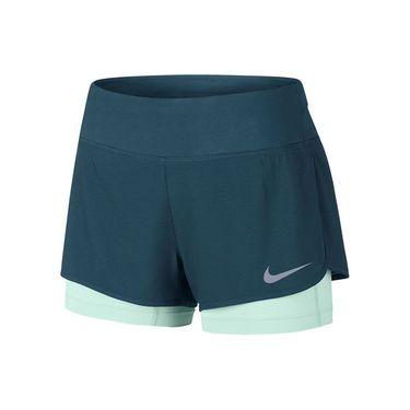 Nike Flex 2 In 1 Running Short - Space Blue