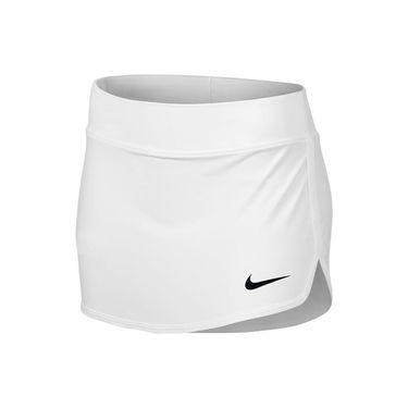 Nike Girls Pure Tennis Skirt - White