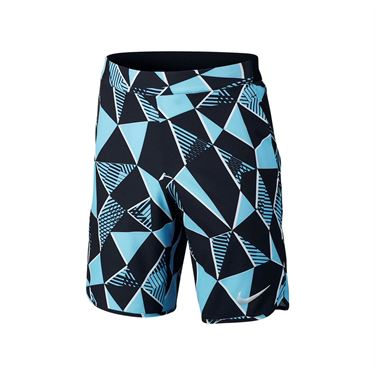 Nike Boys Flex Ace Short - Vivid Sky