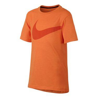Nike Boys Breathe Training Crew - Tart