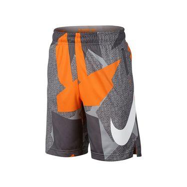 Nike Boys Dry Printed Training Short - Tart/Wolf Grey/White