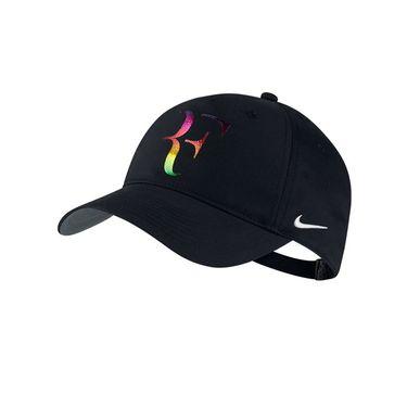 Nike RF Iridescent Hat - Black/Flint Grey