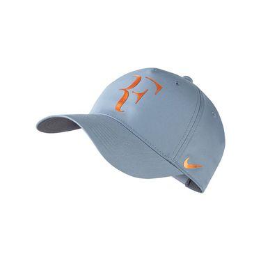 Nike RF Iridescent Hat - Blue Grey/Flint Grey/Bright Citrus