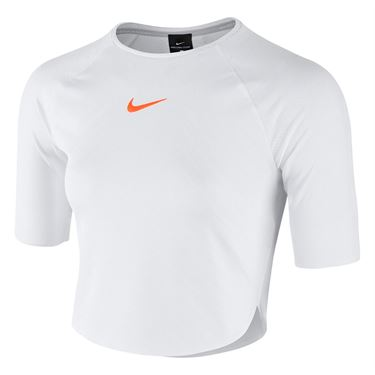 Nike Premier Zonal Cooling Top - White
