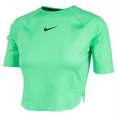 Nike Premier Zonal Cooling Top - Electro Green