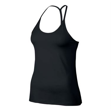 Nike Slim Strappy Tank - Black