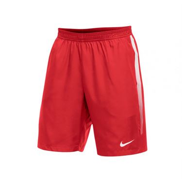 Nike Dry 9 Inch Short - Scarlet Red