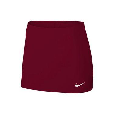 Nike Power Spin Skirt - Maroon