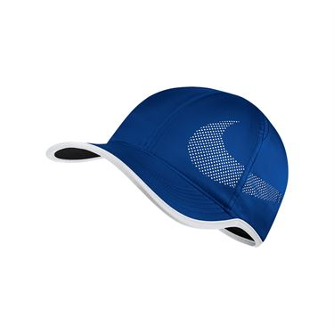 Nike Feather Light Perforated Hat - Blue Jay