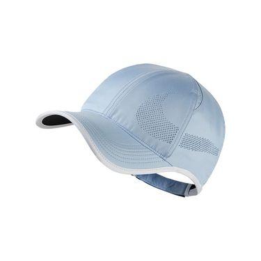 Nike Mens Court AeroBill Featherlight Tennis Hat - Hydrogen Blue/White
