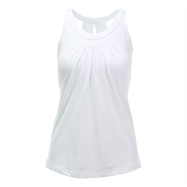 Bolle Club Whites Strappy Tank - White